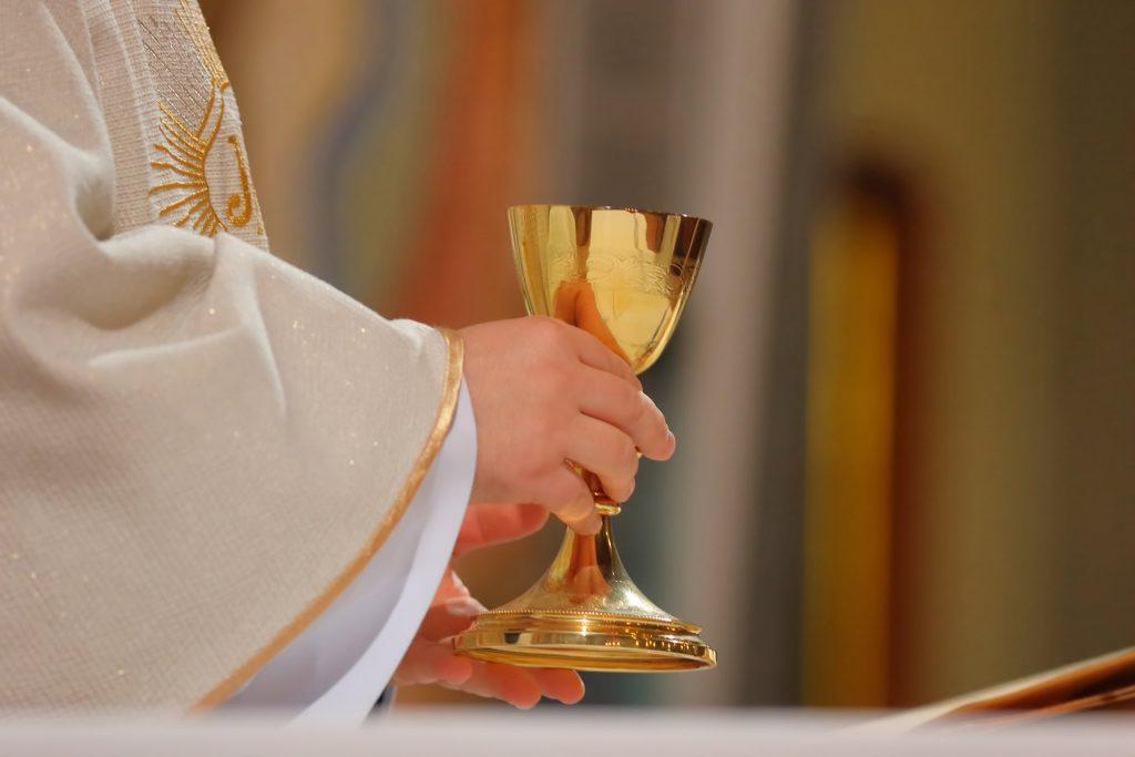 St Patricks Skerries priest mass