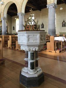 St. Patricks - Baptismal Font