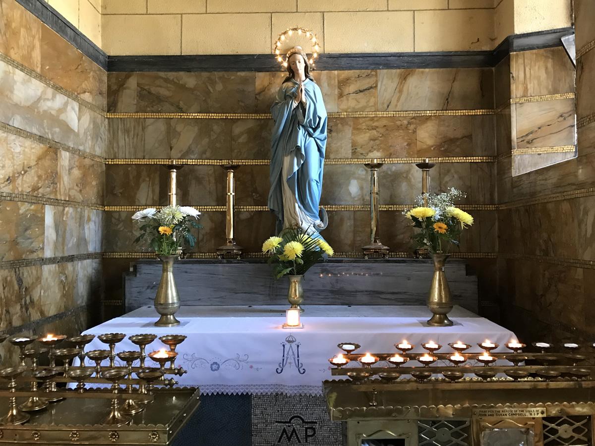 St. Patricks - Virgin Mary